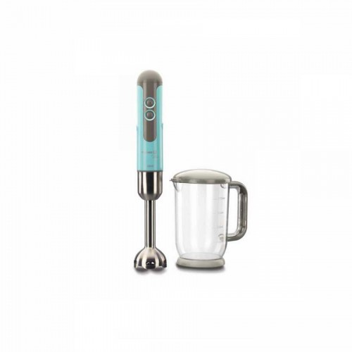 Korkmaz Mia Duo Mavi Blender Set